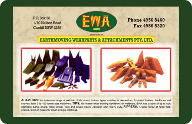 EWA (NSW) Brochure