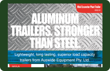 Brochure - Aluminum Trailers. Stronger Than Steel