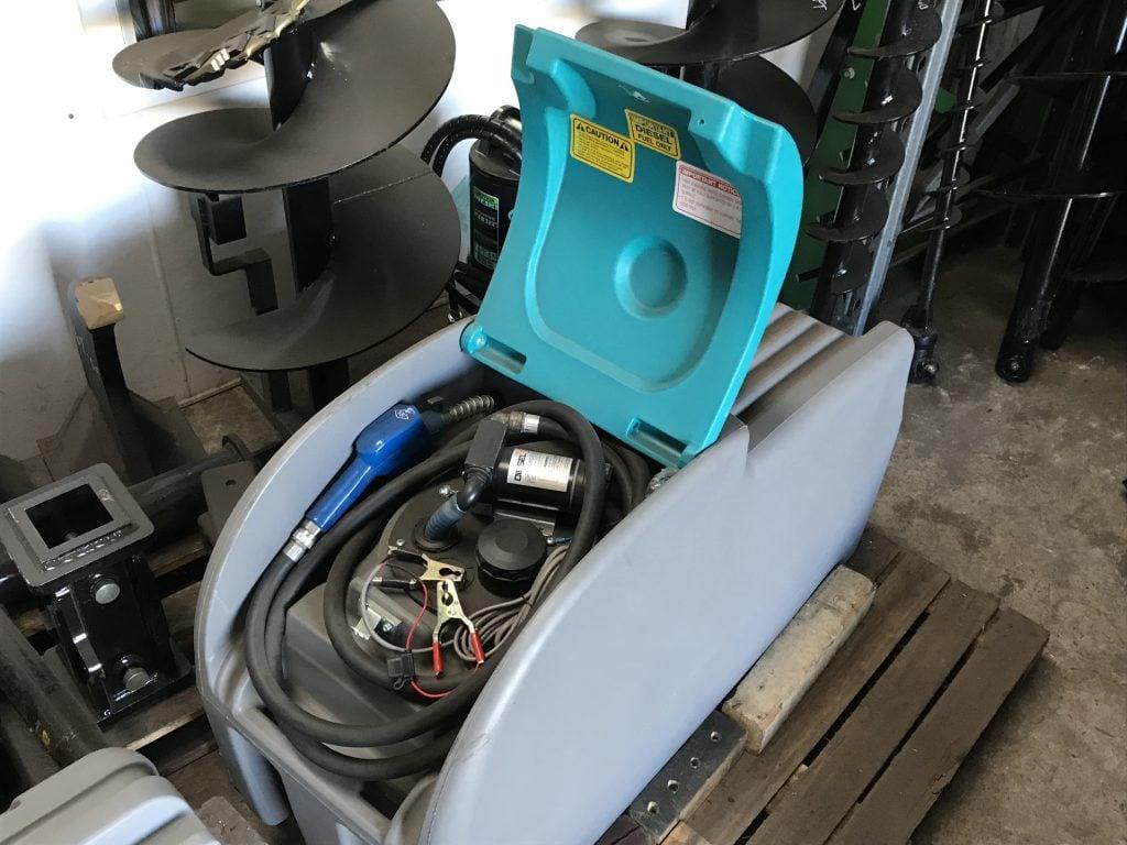 Diesel Fuel Tank Range