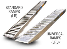 Aluminium Loading Ramps -
